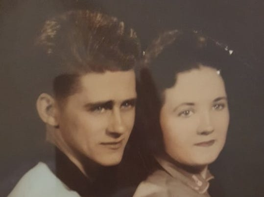 Anniversaries: Ross Coble & Darlene Coble