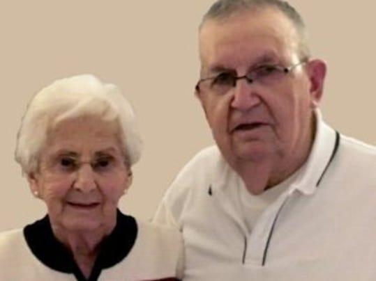 Anniversaries: Donald Gragg & Allene Gragg
