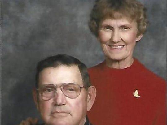 Anniversaries: Jim Champieux & Norma Champieux