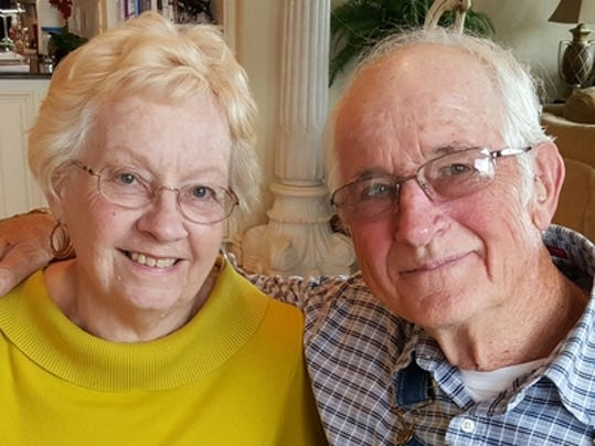 Anniversaries: Jay Holmes & Carol Holmes