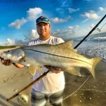 Time is prime for surfside snook