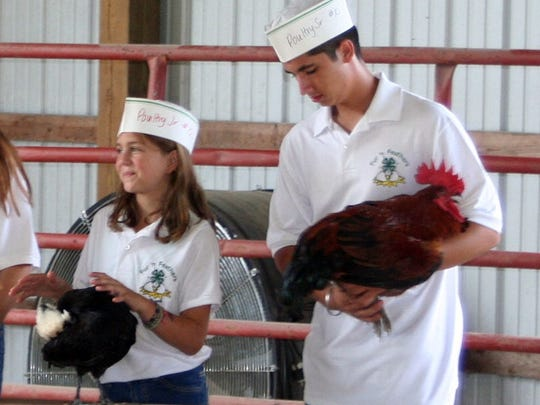 More than 300 4-H members participate in the annual Fair. The Hunterdon County 4-H and Agricultural Fair runs Wednesday-Sunday, Aug. 23 to 27 at the Roger K. Everitt Fairgrounds at South County Park in Ringoes.