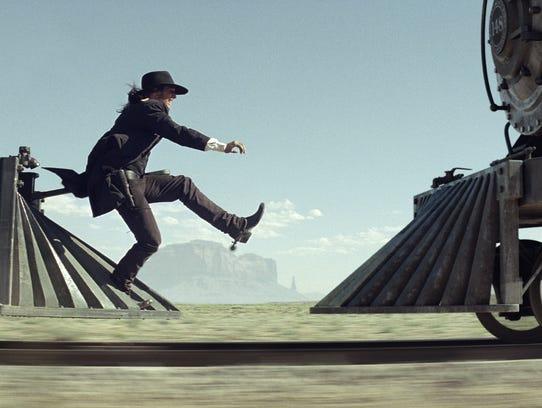 Lone Ranger visual effects