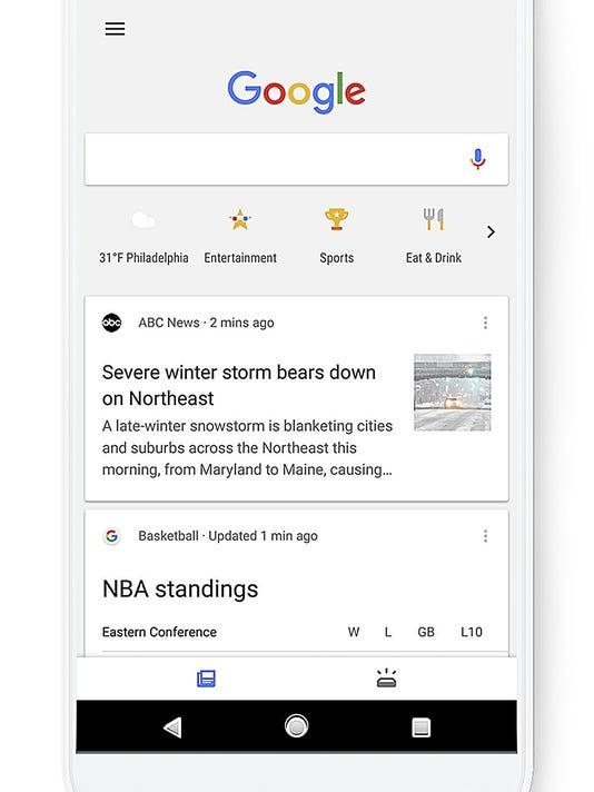 Google-Mobile Shortcuts