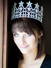 Jamie France, as shown in a 2009 publicity photo for Miss Teen Utah-Oregon