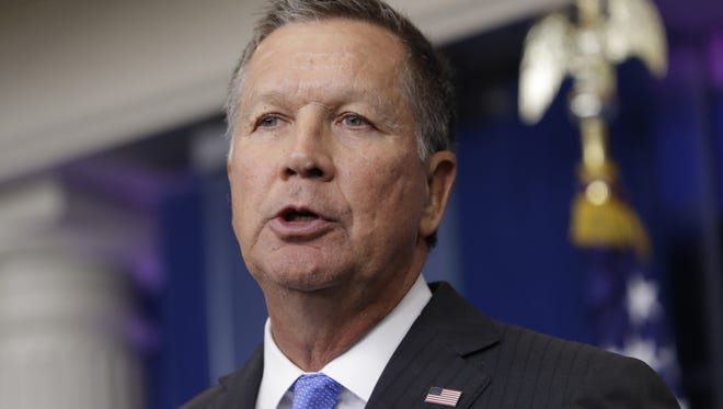Gov. John Kasich's plan to distribute money to local government would cost Cincinnati $1.2 million.