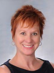 Trish Leonard, executive committee member of the Everglades Wonder Gardens board of directors