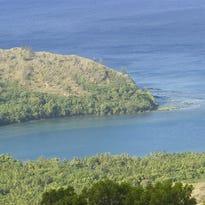 Cetti Bay.