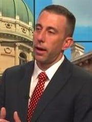 Matt Lloyd, principal deputy assistant secretary for public affairs at the U.S. Department of Health and Human Services.
