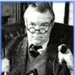 Mark McPherson will portray C.S. Lewis at First Presbyterian Church of Birmingham at 2 p.m. Sunday, April 19.