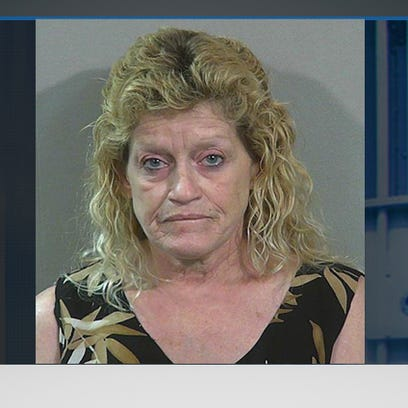 A 55-year-old Caldwell woman was sentenced to prison
