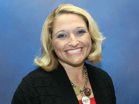 Alicia Justice will serve as principal of Hillsboro Elementary and Middle School.