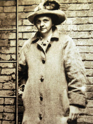 """Frances Perkins on a tour of a factory inspection, from Frances Perkins' book, """"The Roosevelt I Knew."""""""