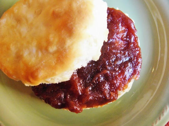 biscuit apple butter