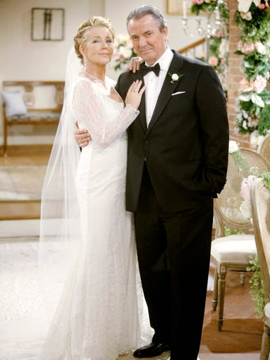 """After 25 weeks at the top of the soap opera game, CBS' """"The Young and the Restless"""" has plenty of love connections on the books. Despite the fact that most ended in divorce, here's a look back at some of the most memorable unions in the show's history! 