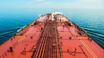 LOOP is the only U.S. port capable of fully loading a very large crude carrier and the first outbound super-vessel from that port now heads overseas.