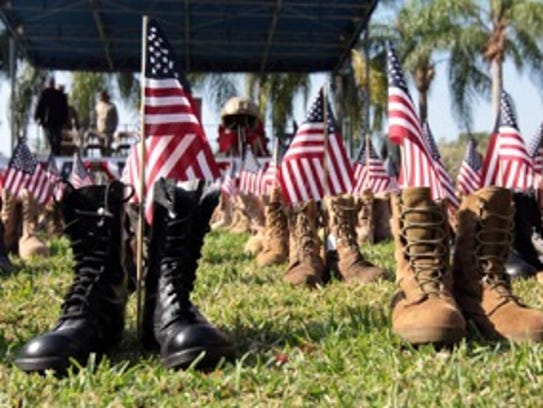 Next Generation Veterans will present a Boots on the