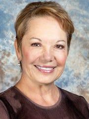 Sylvia Hopp, San Elizario school district superintendent.