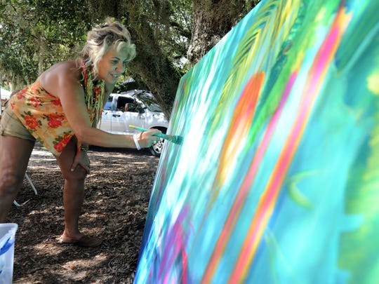 The Cultural Council of Indian River County's Celebrate the Arts festival in Riverside Park has been pulled from the schedule because of Hurricane Irma. It was scheduled for Sept. 23.