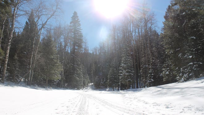 Ski Cloudcroft has seen about 6,000 visitors since they opened for the season on Dec. 28.