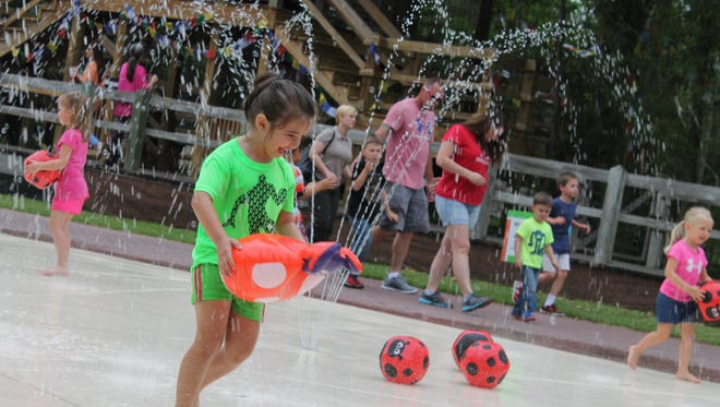 Hattiesburg Zoo will celebrate its 66th anniversary during its Birthday Bash on Saturday. A variety of activities, including fun on the splash pad, are planned.