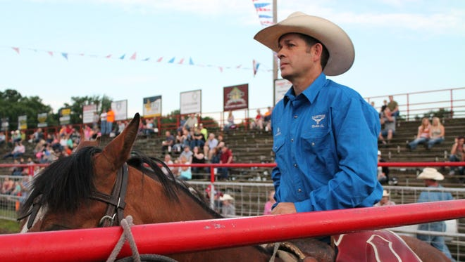 Families have been coming to the Ozark Booster Club Rodeo for generations.