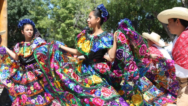 The Diez y Seis de Septiembre Fiesta takes place Saturday and Sunday at the Historic Plaza in Mesilla.