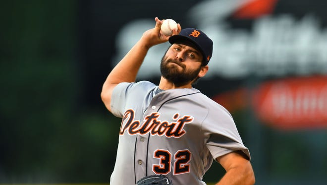 The Tigers hope Michael Fulmer can bounce back from elbow nerve transposition surgery.