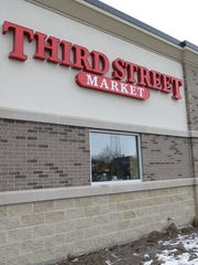 Third Street Market closed in Menasha.