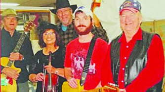 Tammy Thimesch and the Fiddlin' Round band will provide gospel music at the All-Saints Episcopal Church Community Revival on Sunday at the Pratt Municipal Building. The program starts at 7 p.m., with safety guidelines in place and social distancing seating provided.