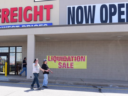 Harbor Freight is now open for business at Lincoln