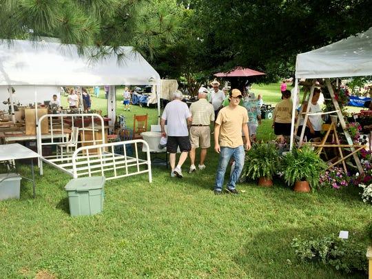 Cross Plains annual Trash & Treasure sale offers a
