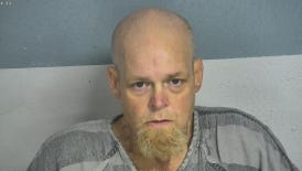 Michael D. Hancock, 47, is the robbery suspect who was shot by police last week in north Springfield. He survived and is in Greene County Jail.