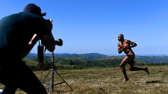 See Jerry Rice in ESPN's Body Issue: 'I'm more muscular now than when I played football'