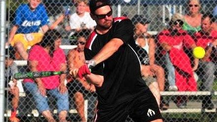 Former Red Wings player Joe Kocur will stage his annual softball charity event Aug. 26 in Highland.
