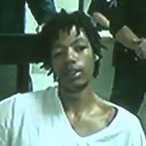 Screenshot of Jamal Ritter's arraignment.