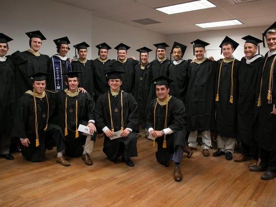The Monmouth University men's lacrosse team missed