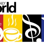 Daily World Best Of 2015 logo.