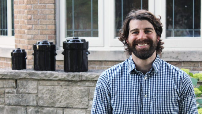 Cody Connors started Humble House with his wife, MacKenzie, selling fermentation crocks.