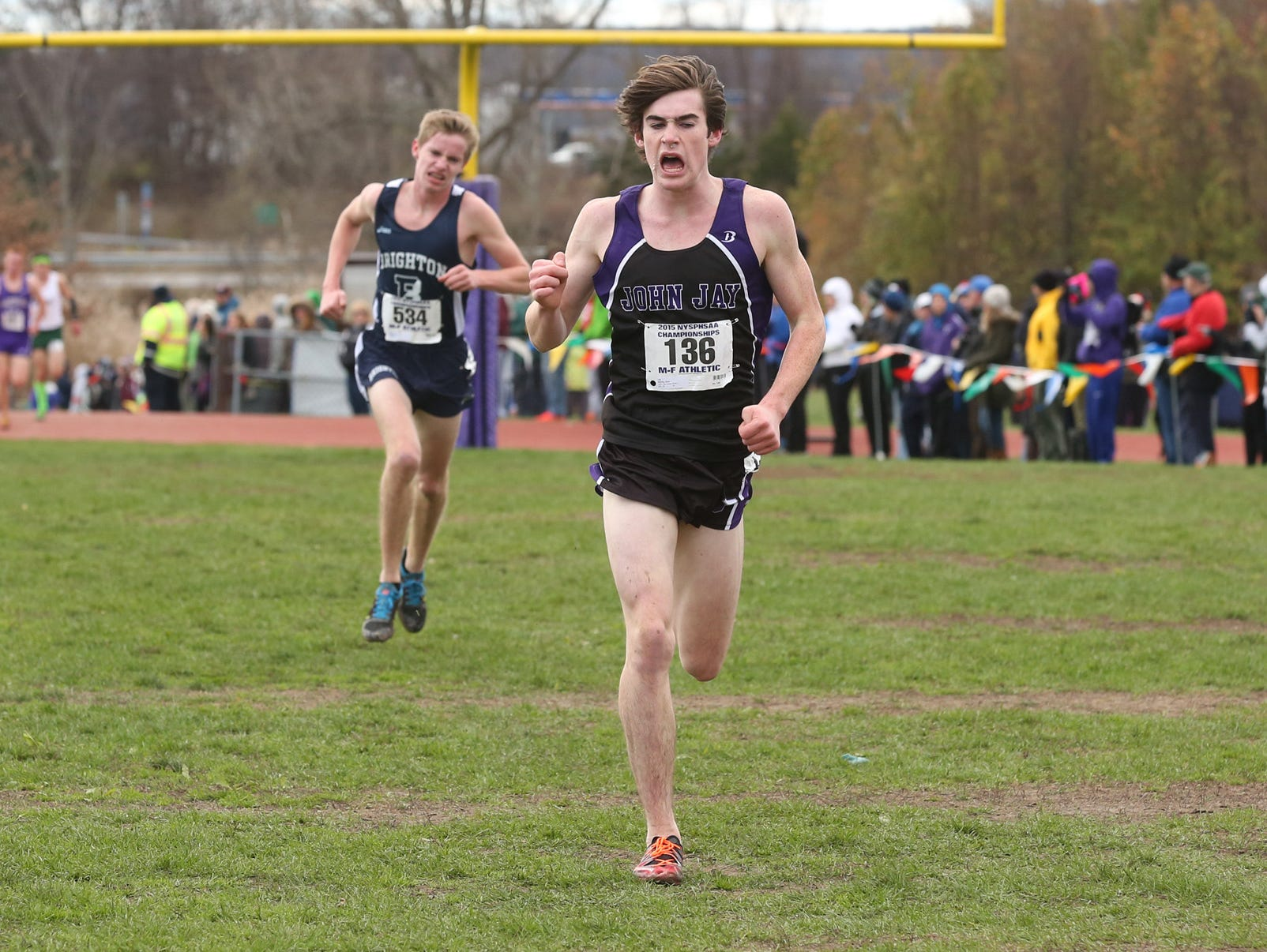 ohsaa state cross country meet 2015 results day