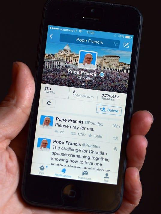 ITALY-POPE-VATICAN