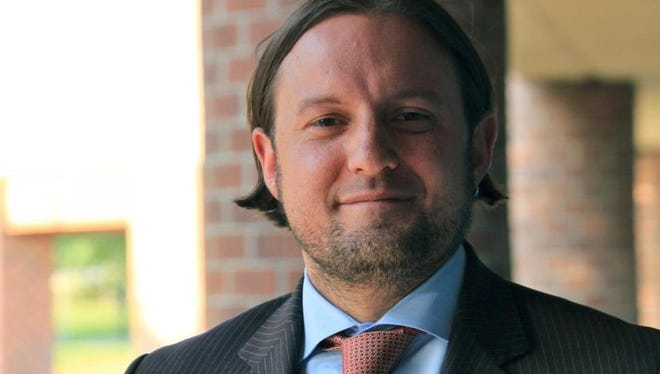 New Mexico Public Education Secretary, Christopher Ruszkowski.