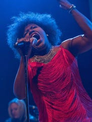 """Erica Brown, """"Denver's Queen of the Blues,"""" will offer"""