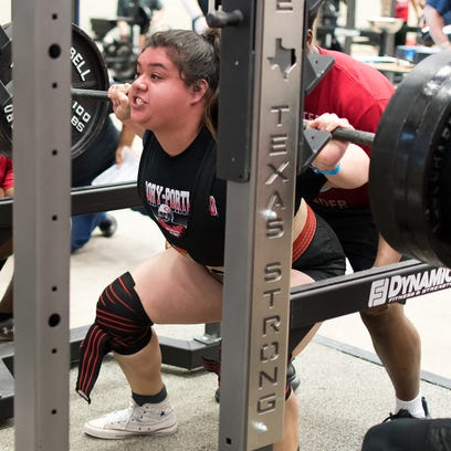 30-5A North Zone boys soccer race going down to the wire; girls powerlifters shine
