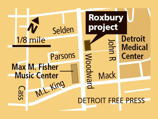 Roxbury project: Midtown's empty tower to come back