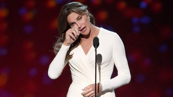 Caitlin Jenner's ESPY speech and reality show have