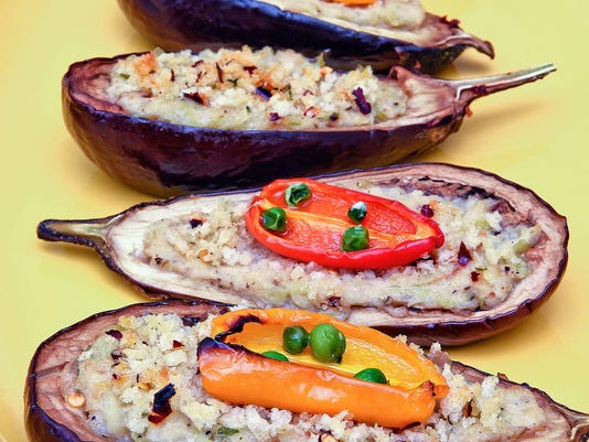 One good recipe: Mini eggplant's purple reign
