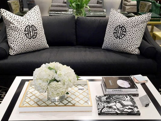 Nothing is as sophisticated as black and white when it comes to home design and decor