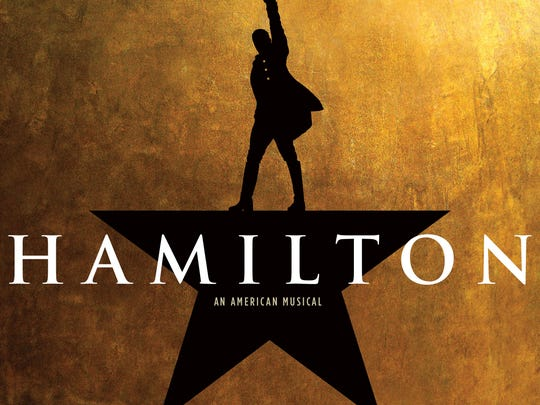 """The musical """"Hamilton"""" has generated buzz across the country. Michigan State University's Wharton Center will host several shows  from May 14 to June 2, 2019."""