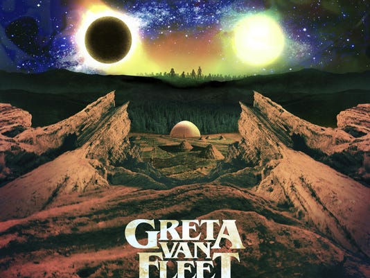 Music Review-Greta Van Fleet